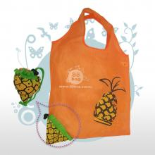 Bolsa ecológica publicitarias Fruit and cute bag piña